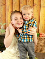 Makenna & Liam - Easter